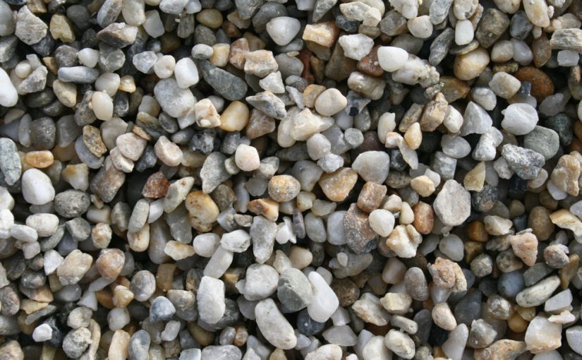 Let's be pebbles in a pond